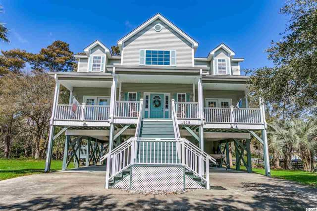 1518 N Palmetto Dr., Surfside Beach, SC 29575 (MLS #1906677) :: The Hoffman Group