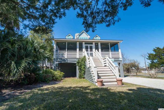 123 Atlantic Ave., Pawleys Island, SC 29585 (MLS #1906703) :: The Litchfield Company