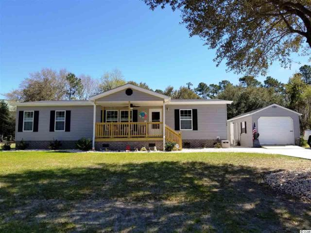 128 Hawks Nest Circle, Murrells Inlet, SC 29576 (MLS #1906732) :: Jerry Pinkas Real Estate Experts, Inc