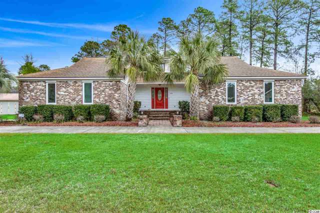 129 Erskine Dr., Conway, SC 29526 (MLS #1906742) :: Jerry Pinkas Real Estate Experts, Inc