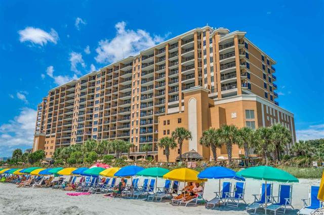 6000 N Ocean Blvd. #1011, Myrtle Beach, SC 29577 (MLS #1906760) :: The Lachicotte Company