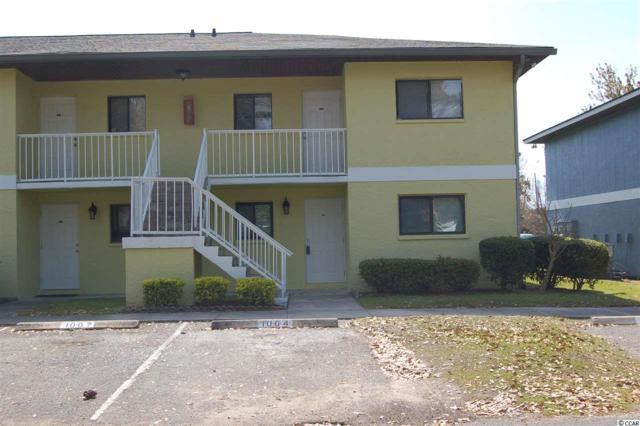 1301 Pridgen Rd. #1004, Myrtle Beach, SC 29577 (MLS #1906763) :: The Hoffman Group