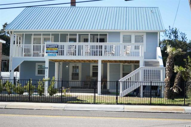 1416 S Ocean Blvd., North Myrtle Beach, SC 29582 (MLS #1906801) :: The Greg Sisson Team with RE/MAX First Choice