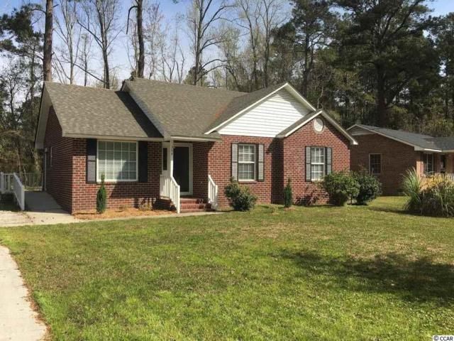 304 Lincoln Pl., Mullins, SC 29574 (MLS #1906805) :: The Greg Sisson Team with RE/MAX First Choice