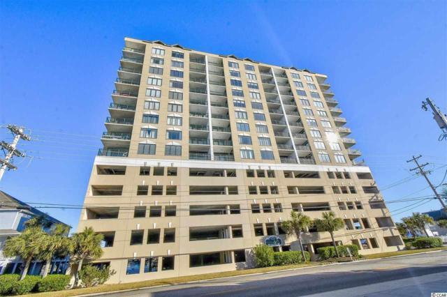 4103 N Ocean Blvd. #606, North Myrtle Beach, SC 29582 (MLS #1906826) :: The Hoffman Group