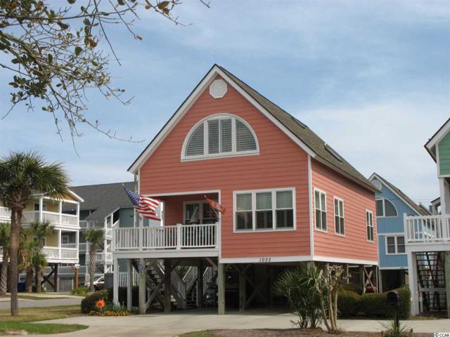 1033 N Dogwood Dr. N, Surfside Beach, SC 29575 (MLS #1906877) :: The Hoffman Group