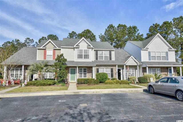 705 Wilshire Ln. #25, Murrells Inlet, SC 29576 (MLS #1906910) :: Right Find Homes