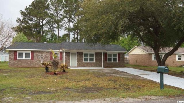 5709 Rosewood Dr., Myrtle Beach, SC 29588 (MLS #1906941) :: The Litchfield Company