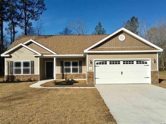6131 Cates Bay Hwy., Conway, SC 29527 (MLS #1906971) :: The Greg Sisson Team with RE/MAX First Choice