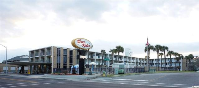 1600 S Ocean Blvd. #154, Myrtle Beach, SC 29577 (MLS #1906988) :: The Trembley Group