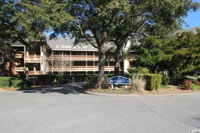 180 Rothbury Circle #203, Myrtle Beach, SC 29572 (MLS #1907001) :: The Litchfield Company
