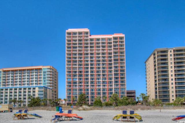 5308 N Ocean Blvd. #1802, Myrtle Beach, SC 29577 (MLS #1907019) :: The Litchfield Company