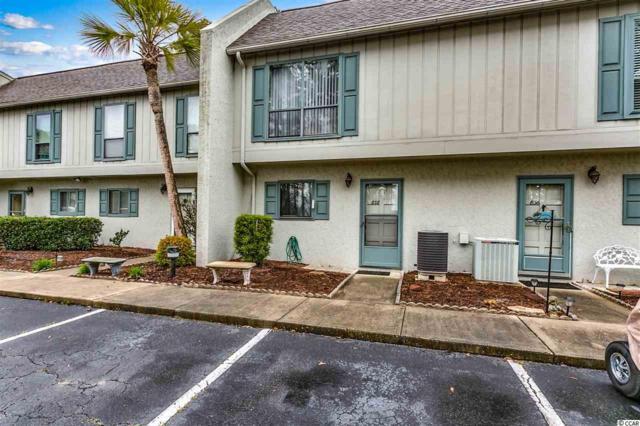838 Villa Dr. #838, North Myrtle Beach, SC 29582 (MLS #1907028) :: The Lachicotte Company