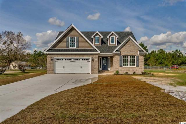 TBB11 Hampton Pl., Conway, SC 29527 (MLS #1907040) :: The Hoffman Group