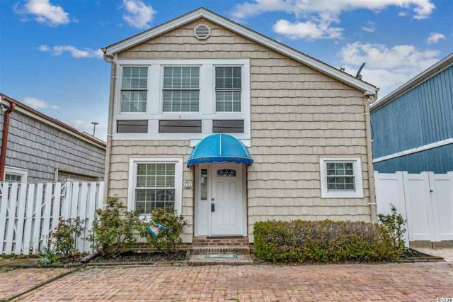 603 24th Ave. S, North Myrtle Beach, SC 29582 (MLS #1907046) :: The Lachicotte Company