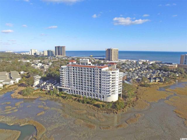 9547 Edgerton Dr. #806, Myrtle Beach, SC 29572 (MLS #1907083) :: Garden City Realty, Inc.