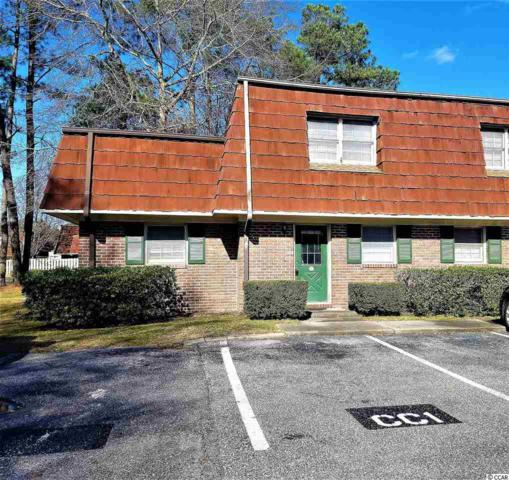 1025 Carolina Rd. Cc-1, Conway, SC 29526 (MLS #1907108) :: The Hoffman Group