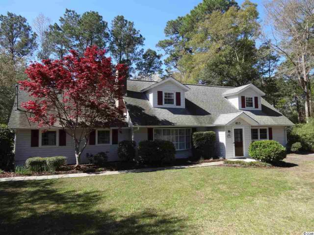 613 Aspen Loop, Pawleys Island, SC 29585 (MLS #1907138) :: Jerry Pinkas Real Estate Experts, Inc