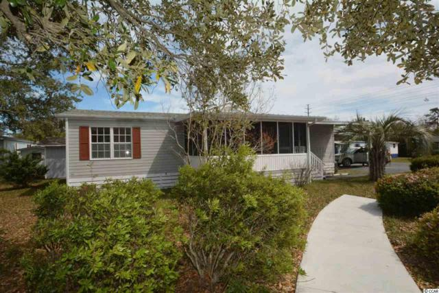 99 Burr Circle, Murrells Inlet, SC 29576 (MLS #1907141) :: The Litchfield Company