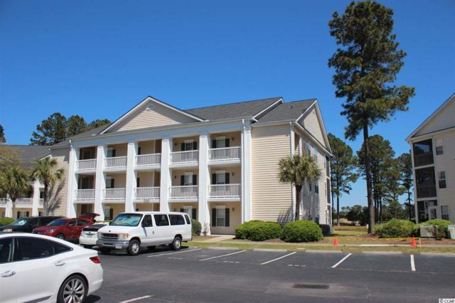 5030 Windsor Green Way #302, Myrtle Beach, SC 29579 (MLS #1907142) :: The Trembley Group