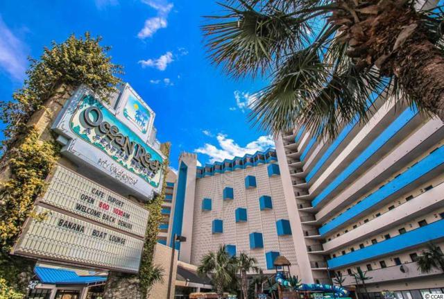 7100 N Ocean Blvd. #722, Myrtle Beach, SC 29572 (MLS #1907164) :: Jerry Pinkas Real Estate Experts, Inc