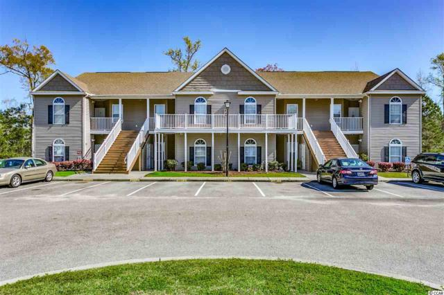 210 Portsmith Dr. #2, Myrtle Beach, SC 29588 (MLS #1907188) :: James W. Smith Real Estate Co.