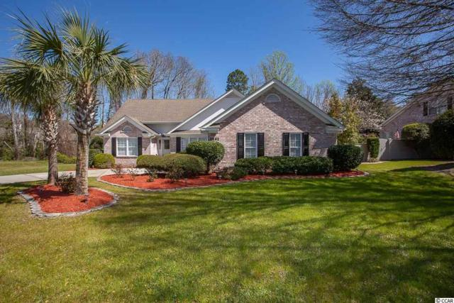 9632 Scallop Ct., Myrtle Beach, SC 29572 (MLS #1907196) :: The Litchfield Company