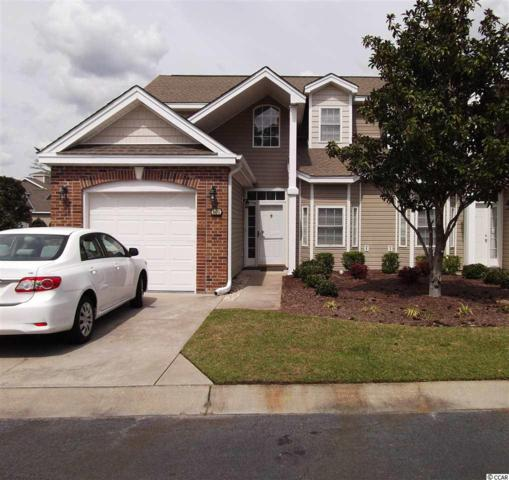129 Cart Crossing Dr. 6-101, Conway, SC 29526 (MLS #1907209) :: James W. Smith Real Estate Co.