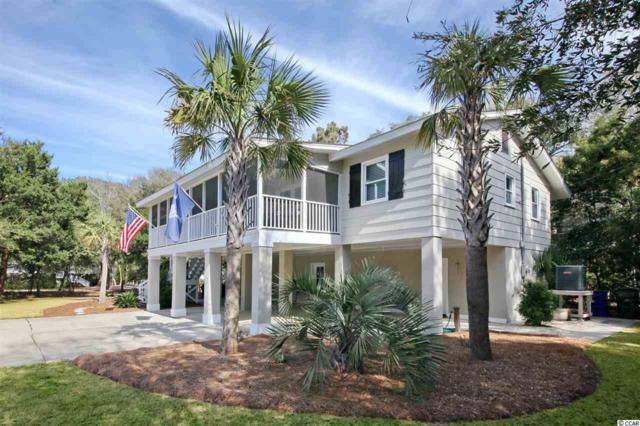 81 Media Ln., Pawleys Island, SC 29585 (MLS #1907211) :: The Litchfield Company