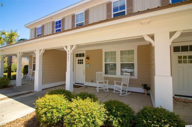 4903 N Market St. 1-102, North Myrtle Beach, SC 29582 (MLS #1907243) :: James W. Smith Real Estate Co.