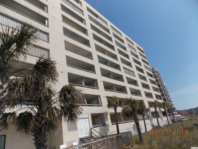 6100 North Ocean Blvd. #106, Cherry Grove, SC 29582 (MLS #1907278) :: The Hoffman Group