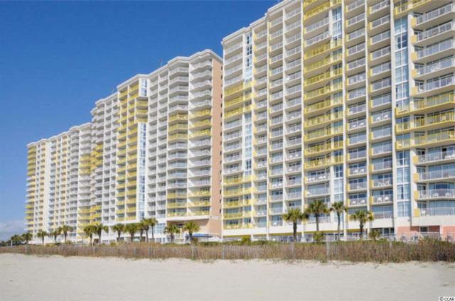 2701 Ocean Blvd. S #1409, North Myrtle Beach, SC 29582 (MLS #1907285) :: The Litchfield Company