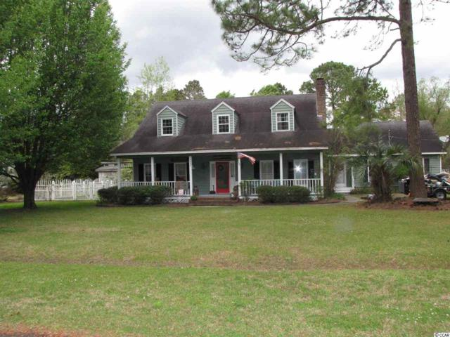 5237 Pecan Ln., Loris, SC 29569 (MLS #1907299) :: The Litchfield Company