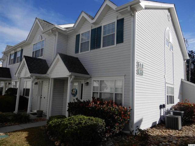611 2nd Ave. S 17-D, North Myrtle Beach, SC 29582 (MLS #1907301) :: The Trembley Group