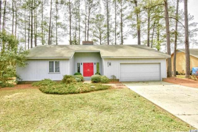 273 Francis Parker Rd., Georgetown, SC 29440 (MLS #1907302) :: The Hoffman Group