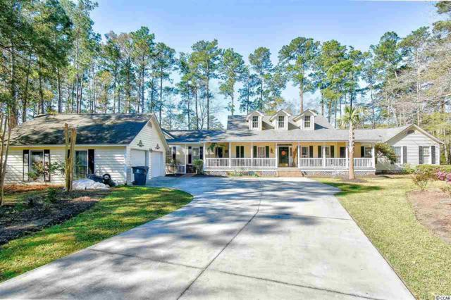 4705 Harness Ln., Murrells Inlet, SC 29576 (MLS #1907313) :: The Hoffman Group