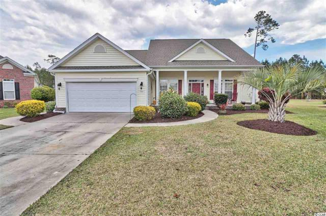 760 Woodstone Ct., Murrells Inlet, SC 29576 (MLS #1907317) :: The Litchfield Company