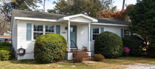702 Gayle St., North Myrtle Beach, SC 29582 (MLS #1907320) :: The Litchfield Company