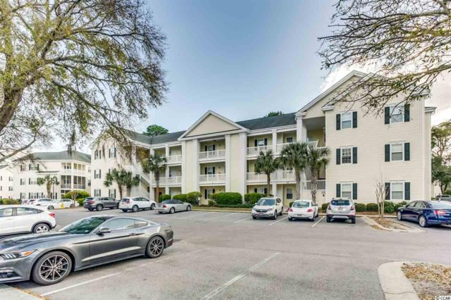 601 Hillside Dr. N #3802, North Myrtle Beach, SC 29582 (MLS #1907330) :: The Greg Sisson Team with RE/MAX First Choice