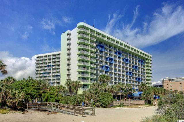 1105 S Ocean Blvd. #410, Myrtle Beach, SC 29577 (MLS #1907341) :: The Hoffman Group