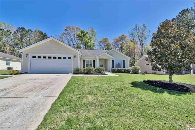 2941 Green Pond Circle, Conway, SC 29527 (MLS #1907344) :: The Hoffman Group