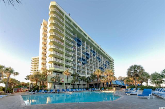 1105 S Ocean Blvd. #230, Myrtle Beach, SC 29577 (MLS #1907345) :: The Hoffman Group