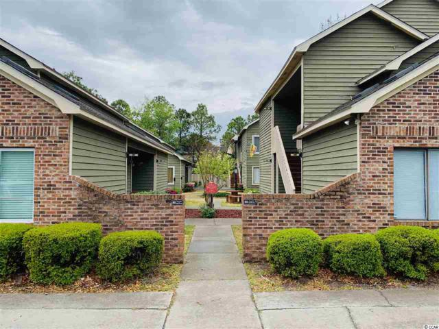 600 37th Ave. N #105, Myrtle Beach, SC 29577 (MLS #1907356) :: Jerry Pinkas Real Estate Experts, Inc