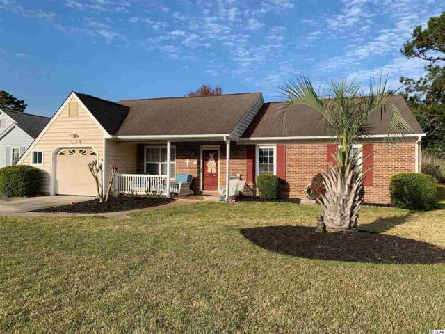 312 Mourning Dove Ln., Murrells Inlet, SC 29576 (MLS #1907364) :: Jerry Pinkas Real Estate Experts, Inc