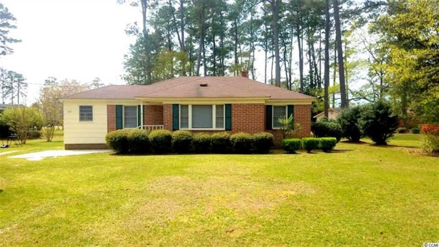 351 Lee Circle, Dillon, SC 29536 (MLS #1907374) :: The Hoffman Group