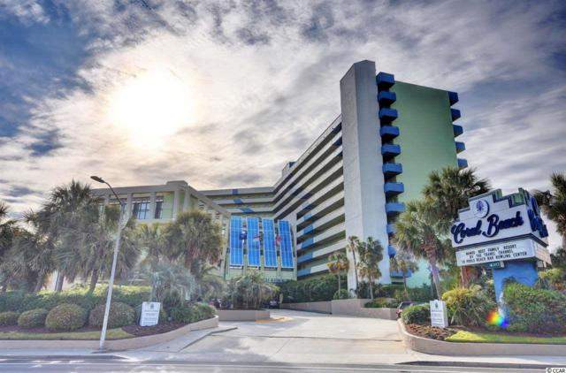 1105 S Ocean Blvd. #104, Myrtle Beach, SC 29577 (MLS #1907389) :: The Greg Sisson Team with RE/MAX First Choice