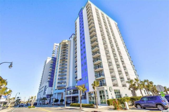 504 N Ocean Blvd. #1411, Myrtle Beach, SC 29577 (MLS #1907410) :: The Litchfield Company