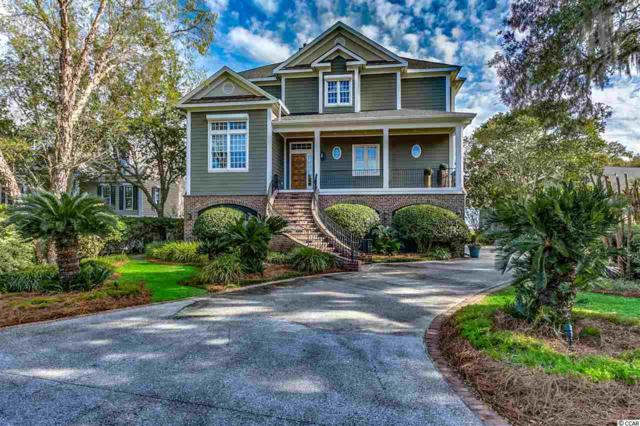 387 Oak Moss Ct., Murrells Inlet, SC 29576 (MLS #1907431) :: The Litchfield Company