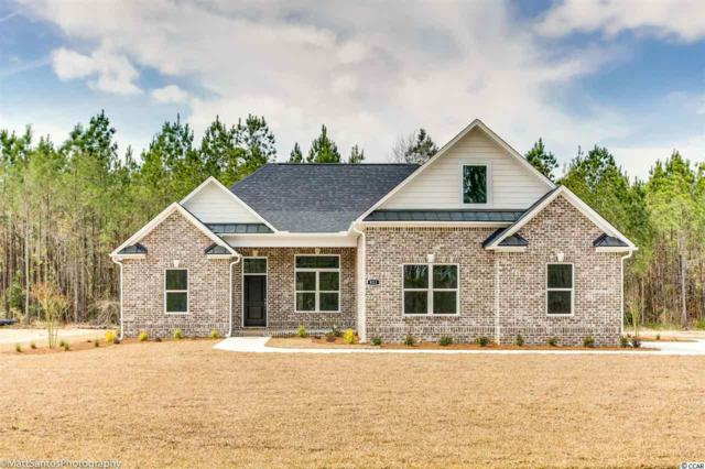 821 Daniel Rd., Conway, SC 29527 (MLS #1907461) :: The Hoffman Group