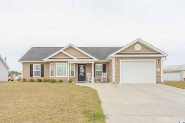 205 Beulah Circle, Conway, SC 29527 (MLS #1907463) :: The Litchfield Company